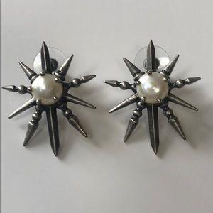 Kendra Scott Rohan Pearl Stud Earrings